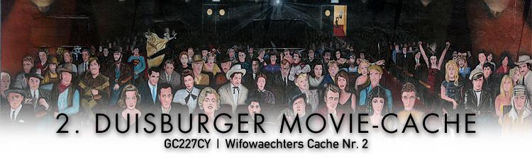 2. Duisburger Movie Cache
