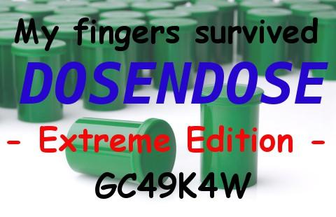 Dosendose - Extreme Edition