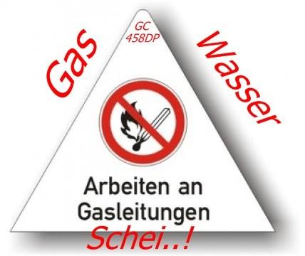 Gas Wasser Schei...!