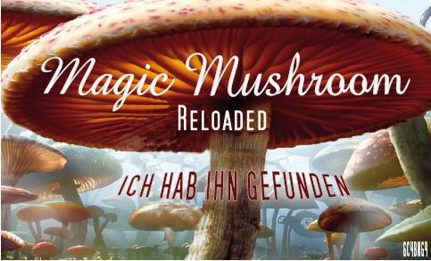 Magic Mushroom reloaded