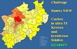 Buntes NRW Challenge