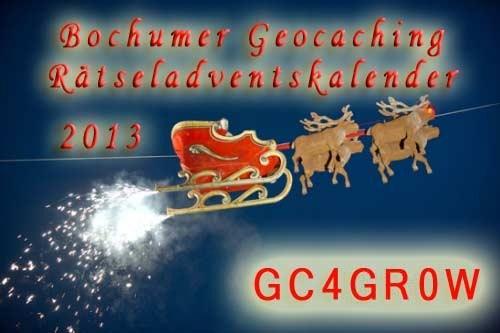 Bochumer Rätseladventskalender 2013