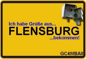 Grüße aus Flensburg