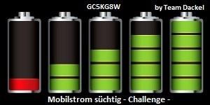 Mobilstrom süchtig - Challenge -