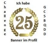 25 Banner - Challenge -
